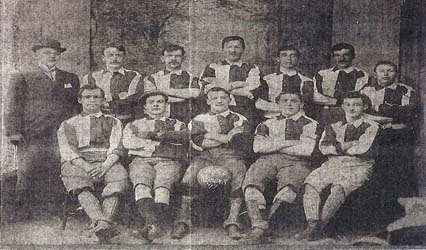 First Team Photo? 1897