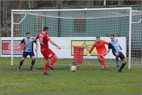 Goalless draw away to Greenfield